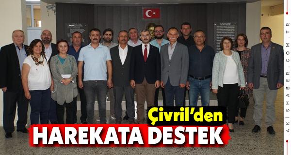 Çivril Belediyesi Meclisi Tek Yürek Oldu