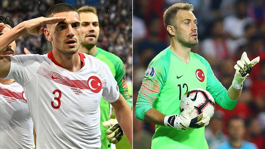 UEFA'nın listesinde 2 Türk
