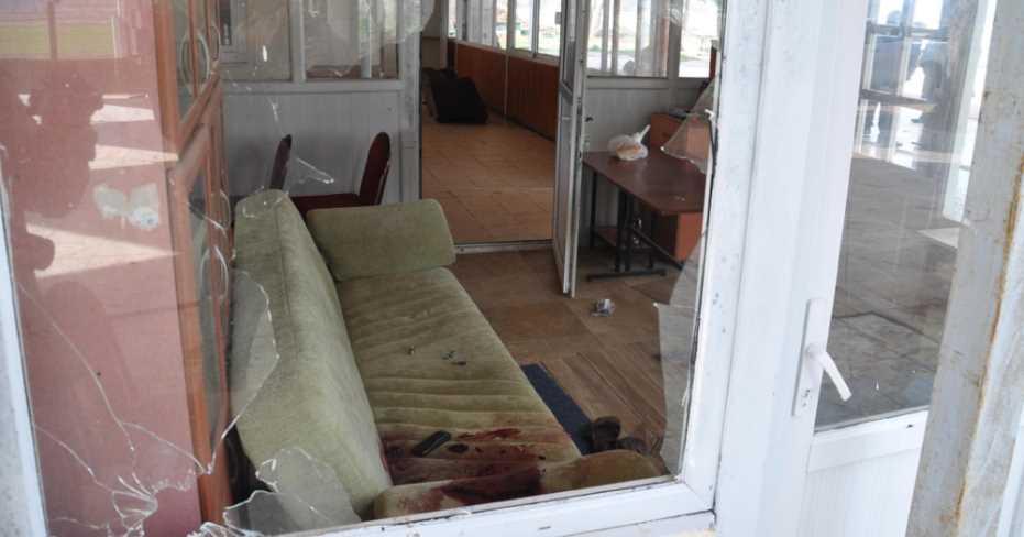Otogaz İstasyonunda Çalışan Pompacı Öldürüldü!