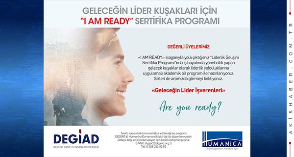 """DEGİAD'dan """"Geleceğin Lider İşverenleri'' Eğitimi"""