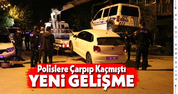 Denizli'de 2 Polisi Yaralayan Zanlı Yakalandı