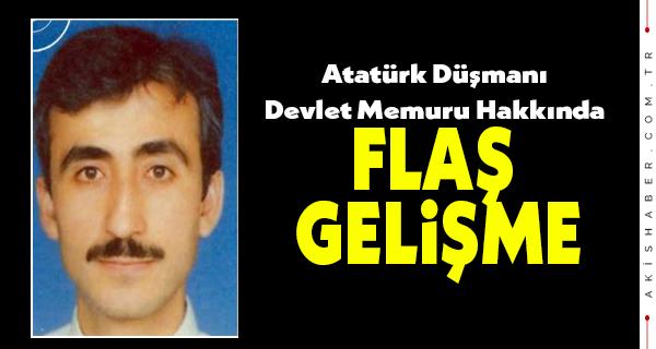 Atatürk'e Hakaret Eden Denizlili Müdür İçin Harekete Geçildi