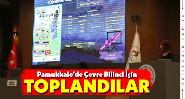 Pamukkale Belediyesi AEEE İçin Düğmeye Bastı