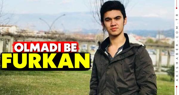 Furkan MHP Camiasını Yasa Boğdu