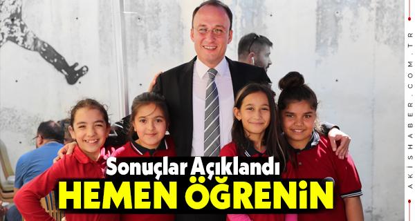 Pamukkale Belediyesi Eğitim Yardımı Sonuçlarını Açıkladı