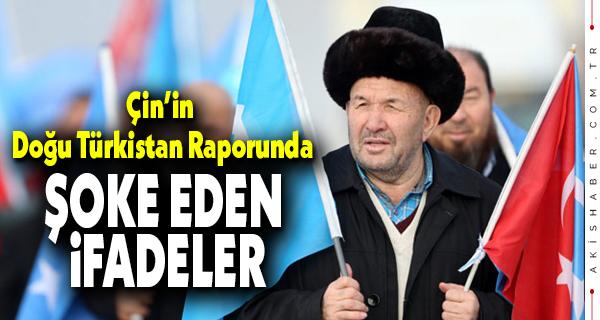 """Çin'den Skandal Rapor: """"Uygurlar Türk Değil"""""""