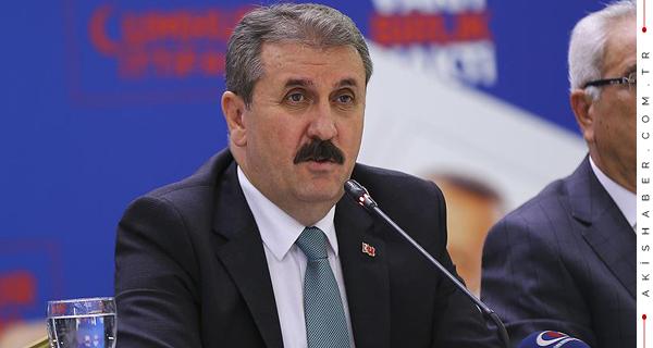 Mustafa Destici O Tarihte Denizli'de
