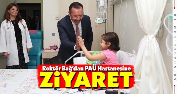 İzmir'den Sonra PAÜ Hastanesinde Hizmet Veriyor