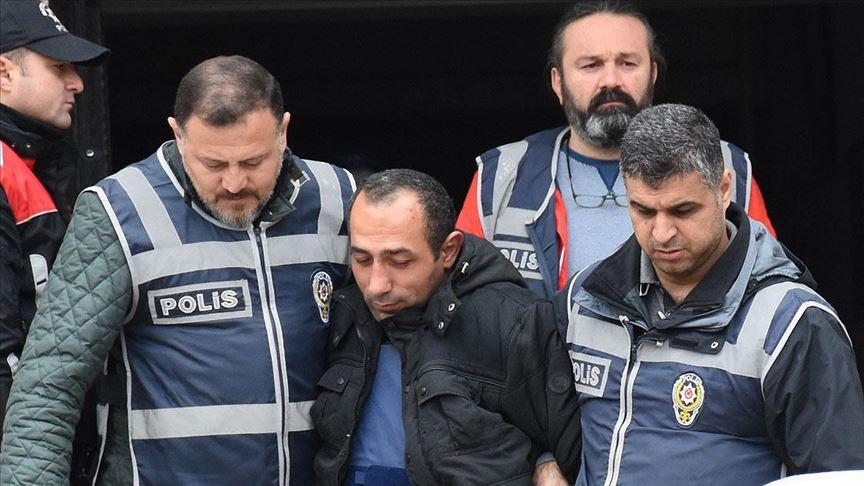 Ceren Özdemir'in katili adliyede