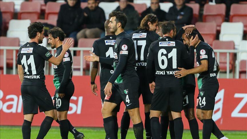 Denizlispor kupada avantajlı: 5-3