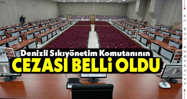 Denizli'deki Komandoları Ankara'ya Göndermeye Çalışmıştı