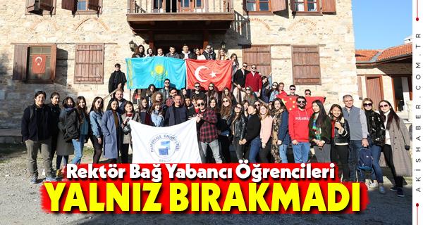 Erasmus Öğrencileri Stratonikeia ve Marmaris'i Gezdi