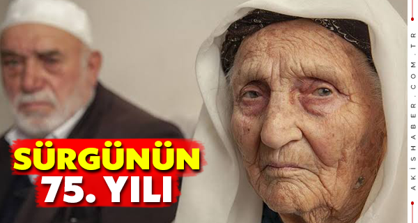 Ahıska Türkleri 75 Sene Evvel Vatanlarından Oldular