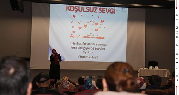 Cengiz Arslan ''Ailedeki güven ortamı mutlu bireylerin yetişmesi açısından önemli''