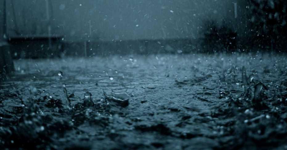 Denizli Yeni Yıla Yağmurla Giriyor