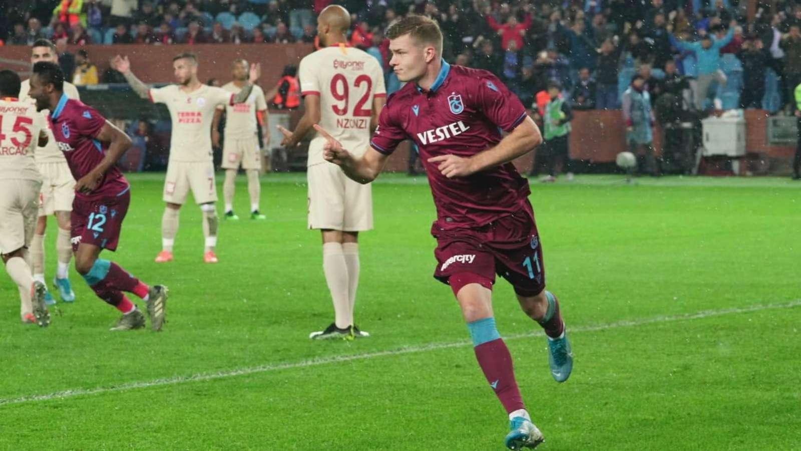 Trabzonspor Denizlispor muhtemel 11'ler