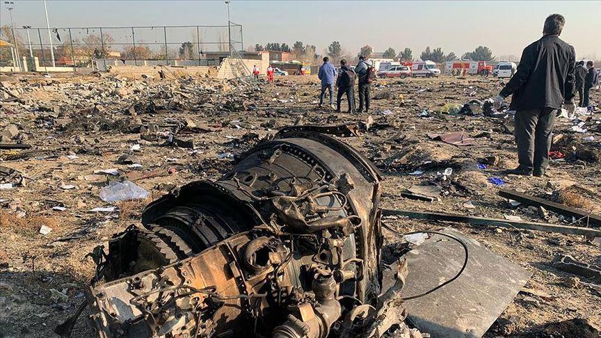 İran'da yolcu uçağı düştü: 176 ölü