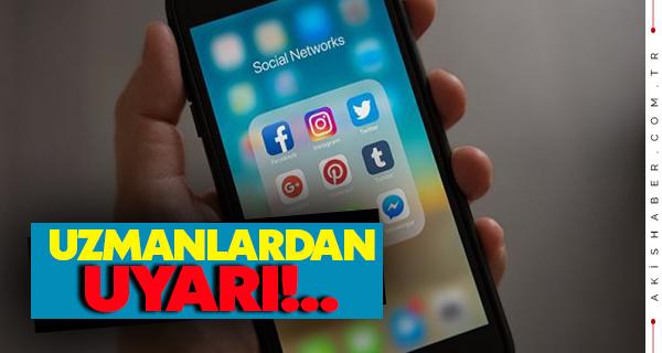 Sosyal Medya Saldırganlığı İçin Uzmanlardan Uyarı!
