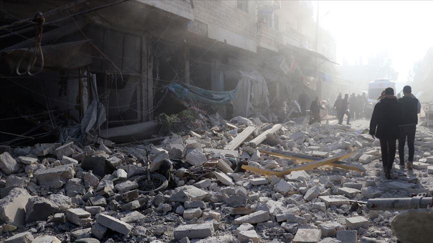 İdlib'te ateşkes 12 Ocak'ta
