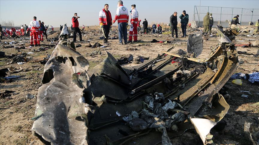 İran'dan yolcu uçağı itirafı!