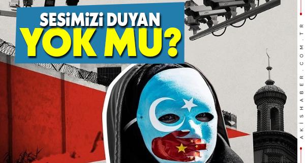 Çin Zulmü Altındaki Doğu Türkistan'ın Sesi Ol!