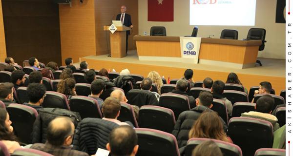 DENİB Akademi'de Incoterms 2020 Semineri