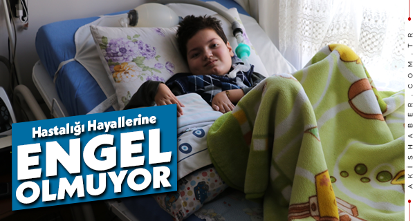 SMA Hastası Mehmet'in 750 Bin Dolara İhtiyacı Var