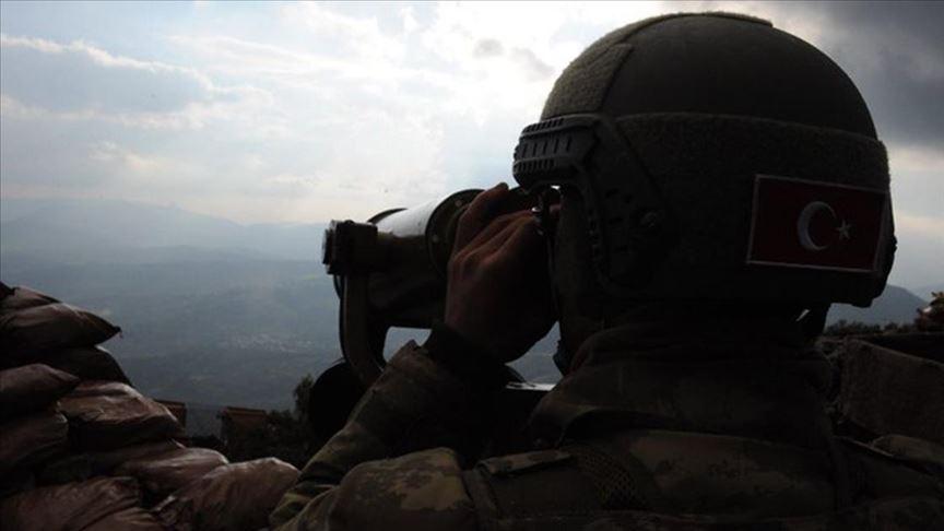 Kuzey Irak'tan acı haber: 1 askerimiz şehit