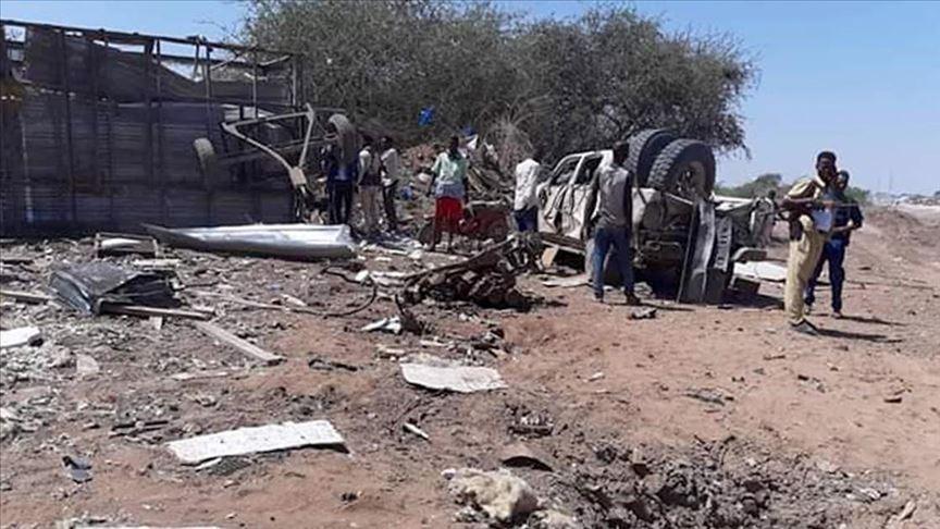 Somali'de bombalı saldırı: 6 Türk yaralı