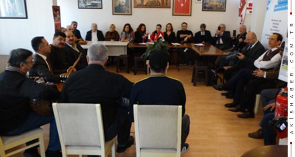 Elazığlılar Gazetecileri Ağırladı