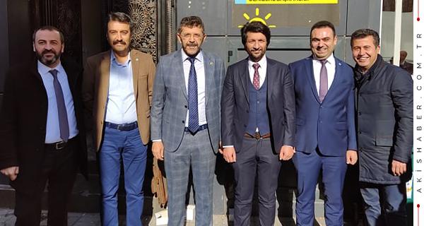 İYİ Parti Pamukkale Delege Seçimleri Yapıldı