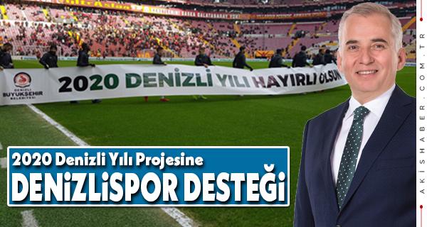 Galatasaray Maçı Öncesi Denizli Yılı Coşkusu