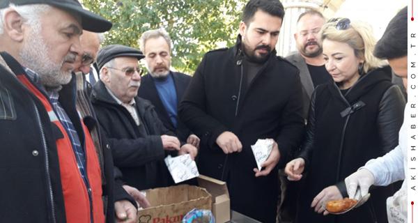 MHP'li Eski Başkan Unutulmadı