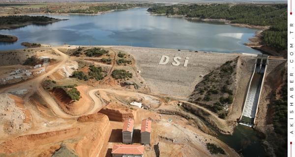 Denizli'ye 17 Yılda 17 Baraj