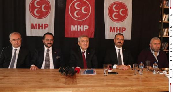 Türkiye'yi Kaosa Sokmaya Çalışıyorlar
