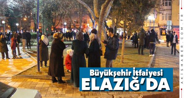 Tunceli'den Elazığ'a Geçtiler