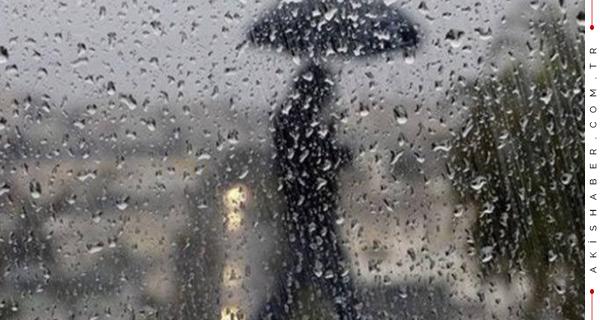 Yeni Haftada Şemsiyenizi Yanınızdan Ayırmayın