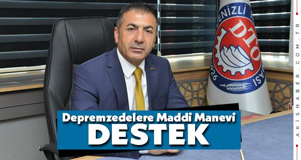 """Başkan Erdoğan: """"Kardeşlerimizin yanındayız"""""""