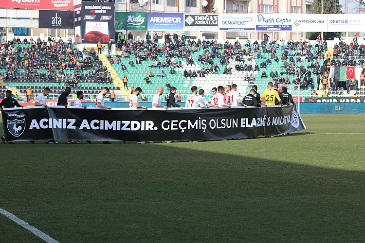 Denizlispor evinde kayıp: 0-3
