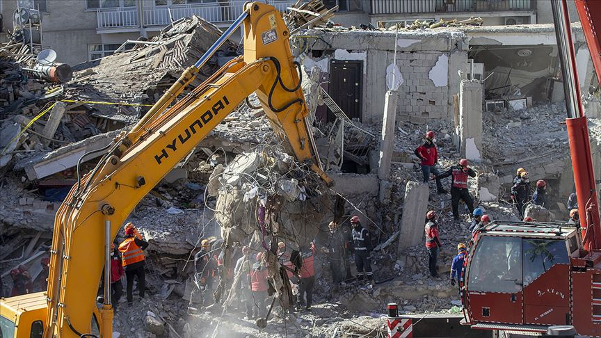 Elazığ depreminden acı haber: 35 ölü