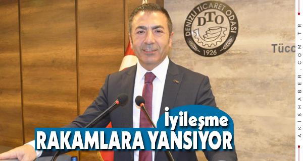 Başkan Erdoğan DTO'nun 2020 Planlarını Anlattı