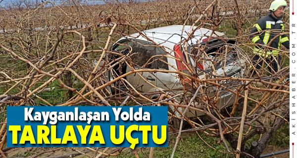 Denizli-Alaşehir Kara Yolunda Feci Kaza: 6 Yaralı