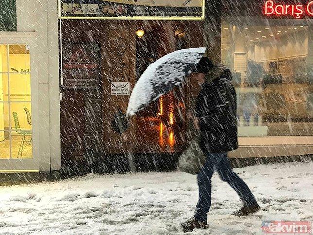 10 Şubat Pazartesi kar tatili olan iller hangileri?