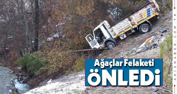 Denizli'de Buzlanma Kaza Getirdi: 4 Yaralı
