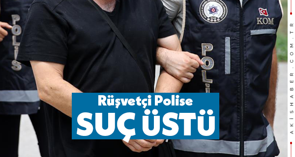 Denizli'de Polis Memuru Tutuklandı