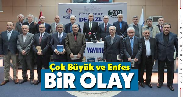 Büyükşehir Belediyesi Kültür Yayınları'na Övgü