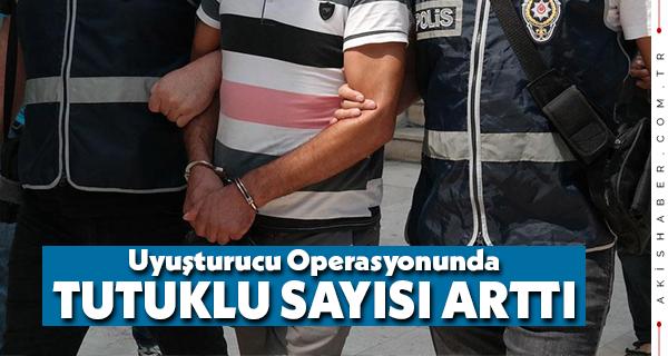 5 İlde Yapılan Operasyonda 34 Kişi Tutuklandı