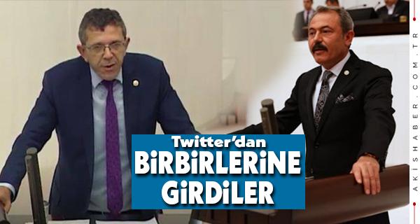 Denizli Milletvekillerinin Twitter Düellosu