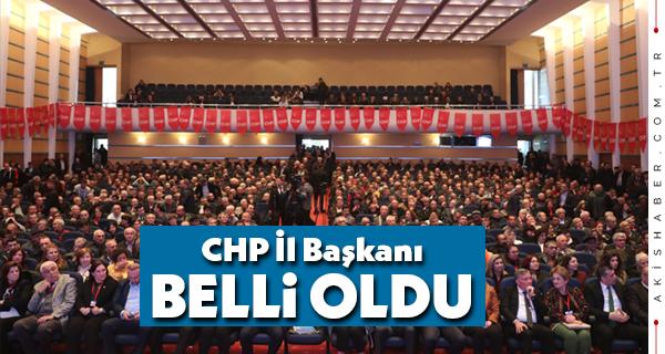 CHP Denizli İl Kongresi Gerçekleştirildi