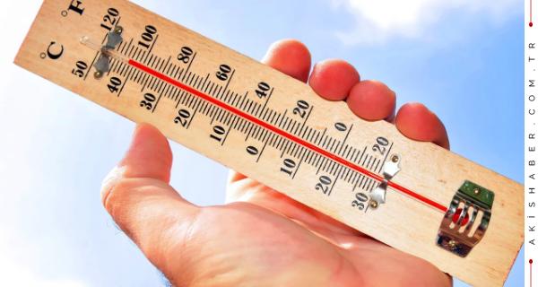 Denizli'de Sıcaklıklar Artacak mı?
